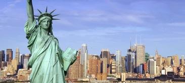 2. Amerika Serikat - Meski memuncaki indeks kepercayaan investasi asing langsung (FDI), posisi Amerika Serikat dalam daftar negara idaman tujuan investasi melorot tipis dibandingkan Cina. Sektor keuangan dan elektronik/komputer adalah alasan terbesar perusahaan asing ramai-ramai berinvestasi di negeri Paman Sam.