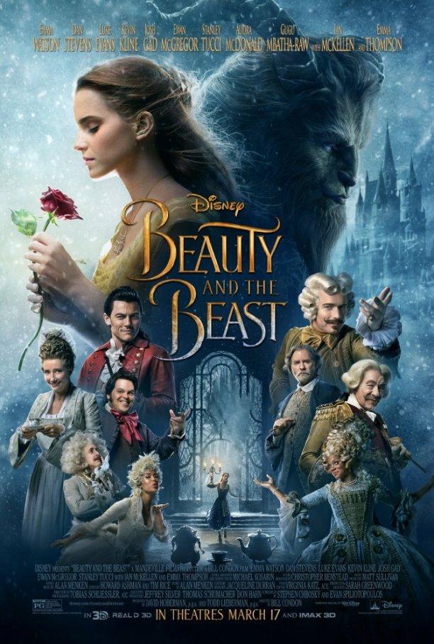 Beauty & The Beast (17 Maret) - Dulu pernah ada versi animasinya, dan sekarang kisah percintaan dari dua dunia itu kembali disuguhkan lewat penampilan yang jauh berbeda. Seperti apa ceritanya? Dan bagaimana kecantikan Emma Watson bisa membius kalian, mending simak jadwalnya dan pastikan mendapat tiketnya.