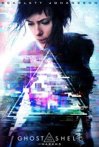 Ghost in the Shell (31 Maret) - Scarlett Johansson menunjukkan kembali akting primanya sebagai cewe jagoan, seperti kala beraksi sebagai Natasha Romanoff, di film yang merupakan remake dari sebuah film dari Jepang.