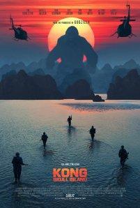 KONG: Skull Island (10 Maret) - Film ini merupakan remake dari film legendaris King Kong. Meski begitu, cerita mengenai bagaimana tim penjelajah dan tentara menjelajahi pulau terpencil dan mengusik monster Kong, tetap menarik untuk disimak.